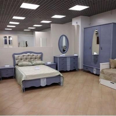 Кровать «Лаура» ММ-267-02/18Б-1