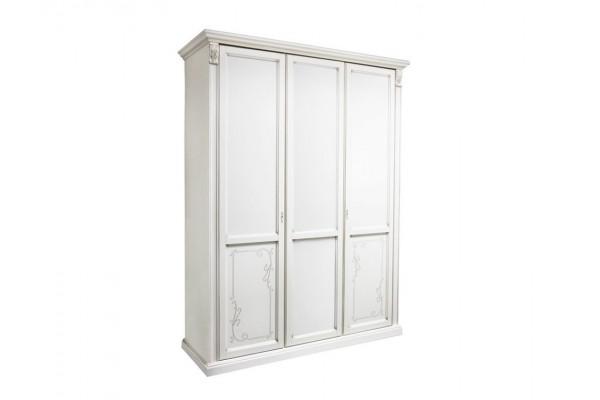 Шкаф для одежды «Яна» трёхдверный (без зеркала) ММ-300-01/03Б