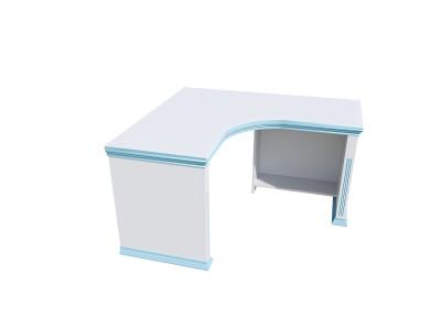 Стол письменный угловой IC602 Итальянская Классика