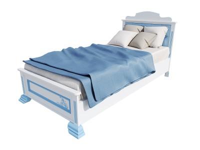 Кровать с подъемным механизмом IС103 Итальянская Классика Алетан