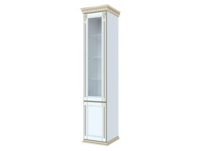 Шкаф-витрина IL104 Итальянская Классика Алетан