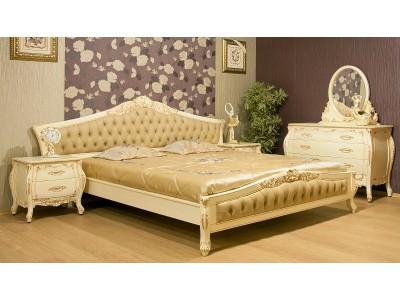 Кровать Флоренция-1 WBG (ВВ-02-09)