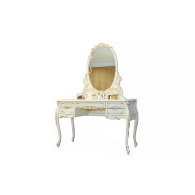 Стол туалетный BVM-02-09 белый