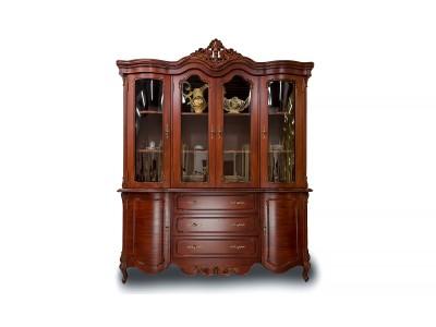 Шкаф книжный Mahogany CB-28-5 (OG)