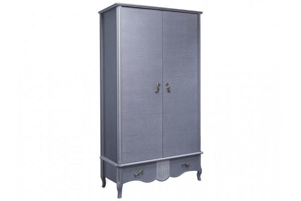 Шкаф двустворчатый для одежды «Лаура» ММ-267-01/02Б
