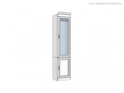 Шкаф комбинированный «Оскар» ММ-218-112