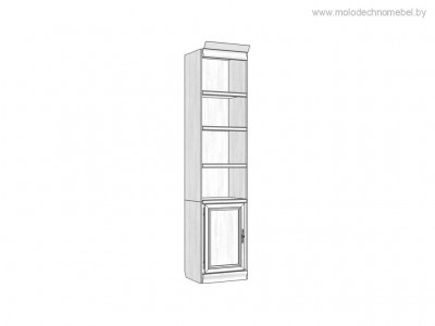 Шкаф комбинированный «Оскар» ММ-218-131