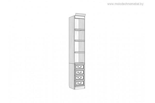 Шкаф комбинированный «Оскар» ММ-218-440