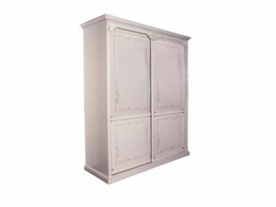 Шкаф-купе для одежды «Яна» двухдверный ММ-300-01/02РБ