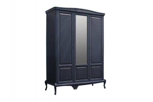Шкаф для одежды трехстворчатый «Мокко» ММ-316-01/03