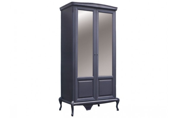Шкаф для одежды двухстворчатый «Мокко»  ММ-316-01/02