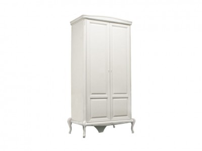 Шкаф для одежды двухстворчатый «Мокко»  ММ-316-01/02Б