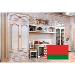 Детская мебель из массива - Вилия-М Беларусь