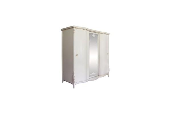 Шкаф для одежды трехстворчатый   «Трио»  ММ-277-01/03Р
