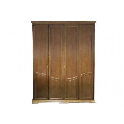 Шкаф четырехстворчатый «Лика» ММ-137-01/04Б