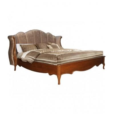 Кровать с мягким изголовьем «Трио» ММ-277-02/18Б-2