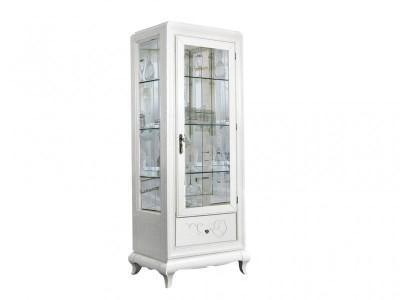 Шкаф с витриной «Соната» ММ-284-01