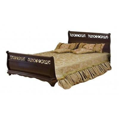 Кровать «Оскар» 160 (высокое изножье) ММ-216-02/16