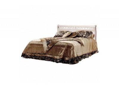 Кровать «Оскар» 140 (низкое изножье) ММ-216-02/14Б2