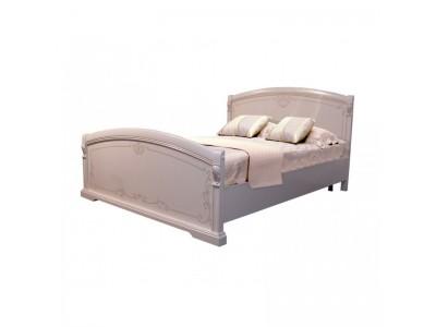 Кровать «Яна» 160 (высокое изножье) ММ-300-02/16