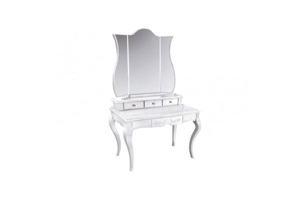Стол туалетный «Соната» (декор) ММ-283-06