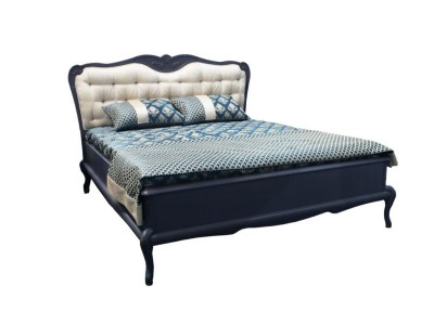 Двуспальная кровать  «Мокко» ММ-316-02/16Б