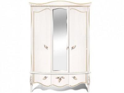 Шкаф для одежды трехстворчатый   «Трио»  ММ-277-01/03