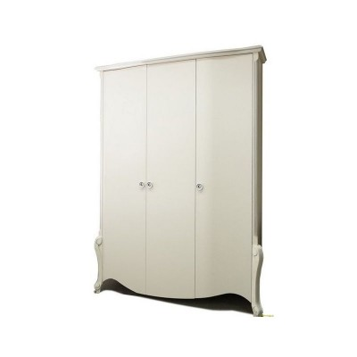 Шкаф для одежды «Луиза» ММ-227-01/03Б