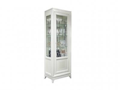 Шкаф с витриной «Сабрина» ММ-305-01/01