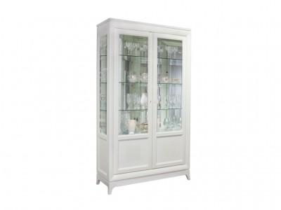 Шкаф с витриной «Сабрина» ММ-305-06