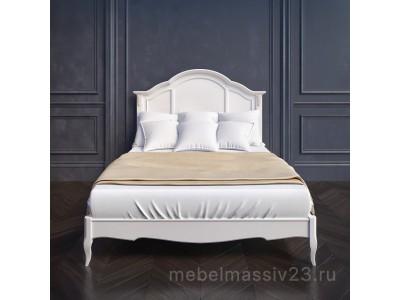 Кровать с жесткой спинкой В202 Прованс Алетан