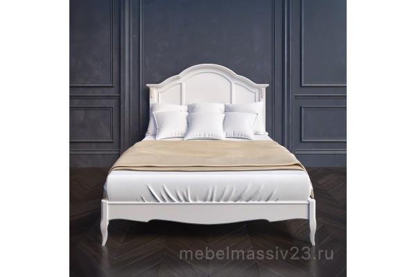 Кровать с жесткой спинкой В203 Прованс Алетан