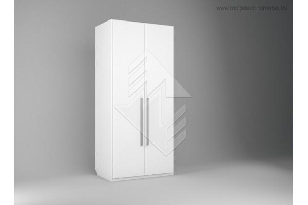 Шкаф двухстворчатый для одежды Лорена ММ-346-01/02Б