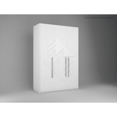Шкаф трехстворчатый для одежды Лорена ММ-346-01/03Б