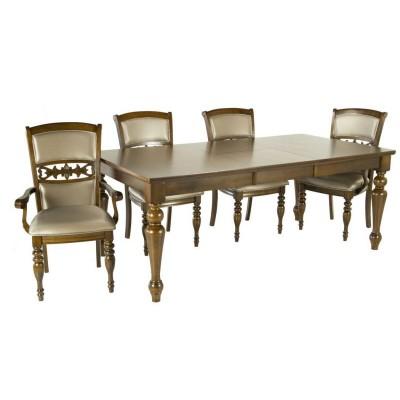 Стол обеденный Charlize MK-4501-LW