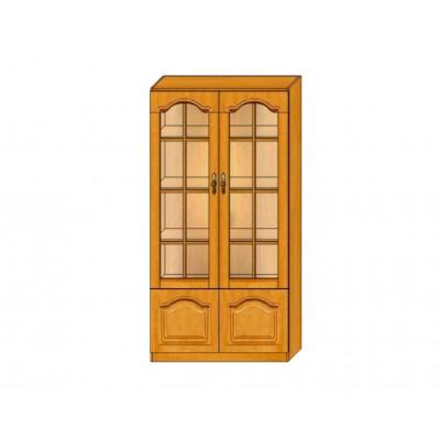 Шкаф-витрина 4С Вилия-М
