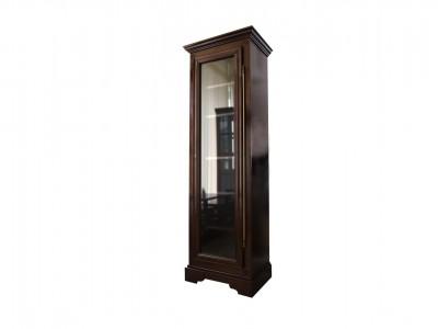 Шкаф с витриной «Полонез» ММ-174-07