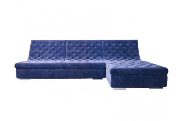 Угловой диван Монблан оттоманка