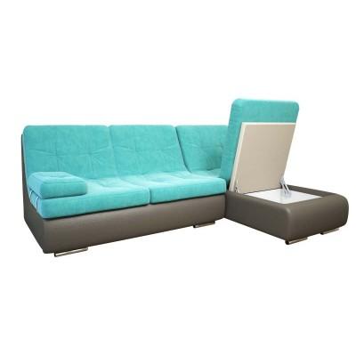 Угловой диван Сканди оттоманка(мини)