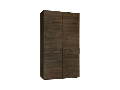 Шкаф для одежды 2д «Хедмарк 2243Бр» БМ760 венге