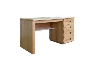 Стол письменный «Хедмарк 2350 (2350-01Бр)» БМ762 дуб натуральный