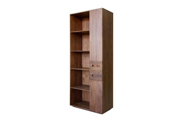 Шкаф книжный «Хедмарк 2355Бр» БМ762 венге
