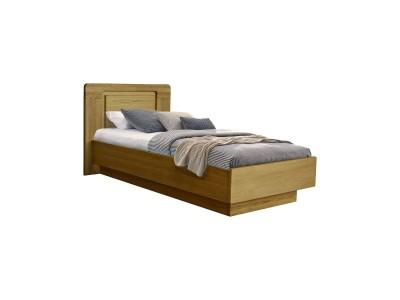Кровать 1-09 «Хедмарк 2221Бр» БМ761 дуб натуральный