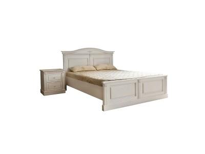 Кровать двойная 2-16 «Изабелла 2591» БМ821