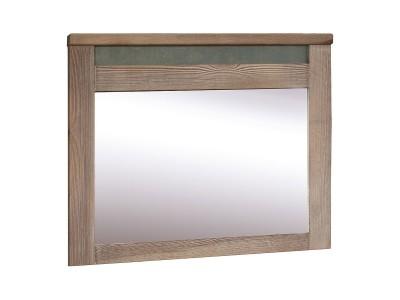 Зеркало настенное «Доминика 2109Бр» БМ711 брашированный серо-бежевый