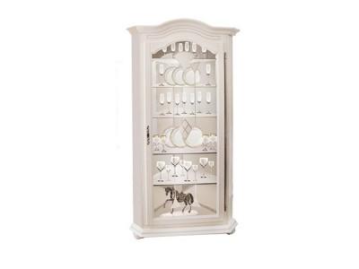 Шкаф с витриной «Давиль»  ММ-126-50(п)