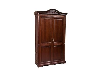 Шкаф для одежды 2д «Паола 2169» БМ673 горячий шоколад