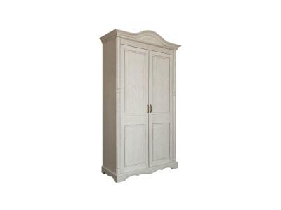 Шкаф для одежды 2д «Паола 2169» БМ673 розовый пепел