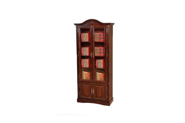 Шкаф книжный «Рубин» ВМФ-6530-ММ