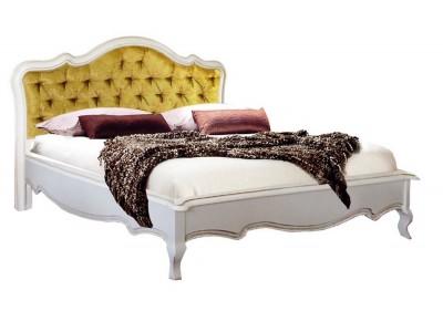 Кровать с мягким изголовьем «Трио» ММ-277-02/18Б-3